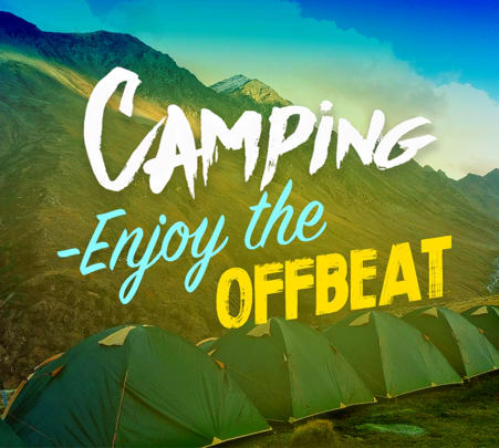 Camping Escapade and Adventure in Shimla