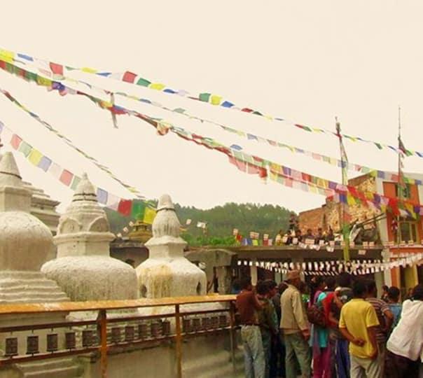 Hiking in Kathmandu, Namobudhha and Dhulikhel