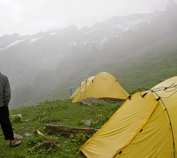 The Mystical Soyal Hike with Camping near Manali