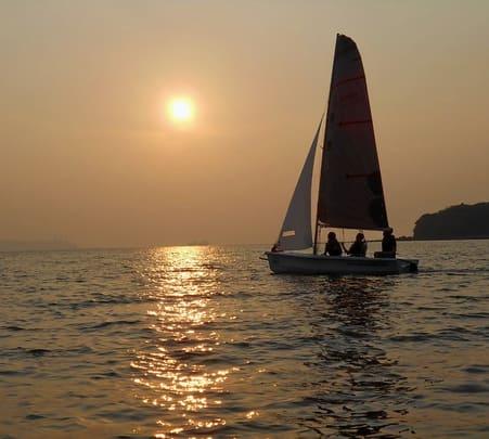 goa: discover Sailing