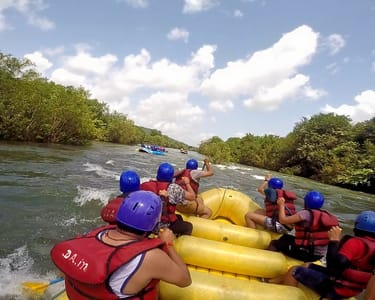 Kundalika Rafting Camp with Adventure Activities @ 2130 Only