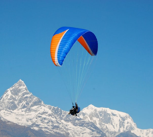 Go Hike and Fly High: Triund Trek with Paragliding