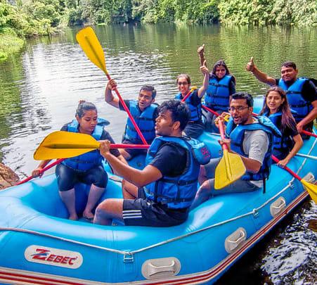 Wild Monsoon Adventure Series Chikmagalur