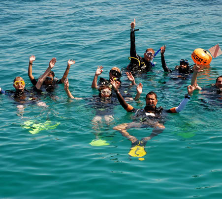 LEISURE DIVING IN Mersing (FOR CERTIFIED DIVERS)