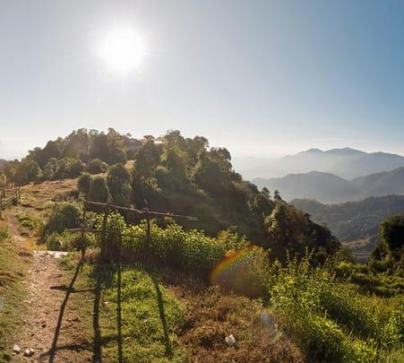Pokhara Dhampus Hike