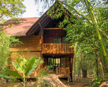 Stay in Bamboo Cottages, Wayanad - Flat 17% off
