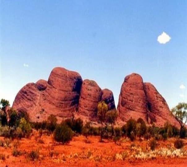 Kata Tjuta and Uluru Sunset Trip