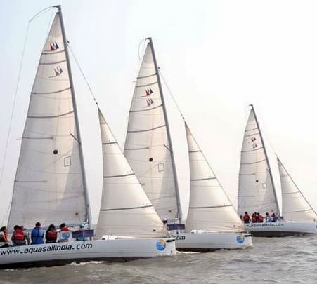 Certification Course by Aquasail Yachting Academy: Introduction to Sailing in Mumbai