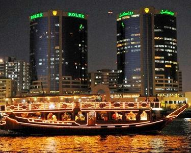 Dubai Creek Cruise - Flat 15% off