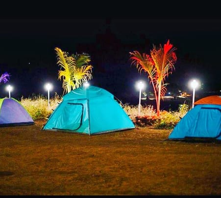 Pawana Lakeside Camping At New Year Eve, Mumbai