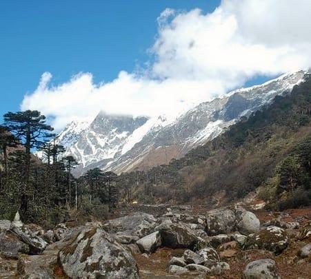Sikkim Goecha La Trek 2018