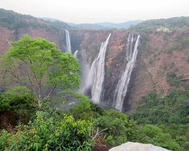 Trek to Sharavathi Valley
