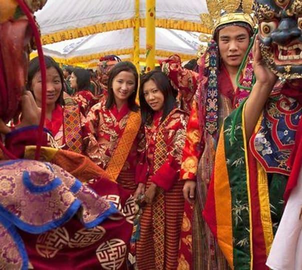 7 Days Sightseeing around Paro in Bhutan