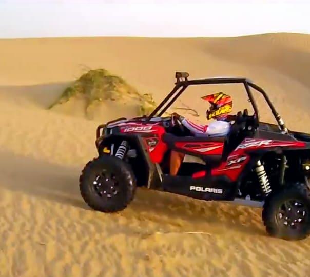 Dune Buggy in Dubai
