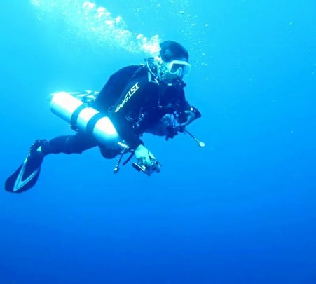 International Scuba Diving Course in Malaysia