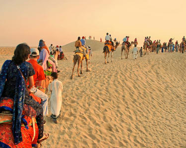 Half Day Desert Safari in Jaisalmer Flat 61% Off