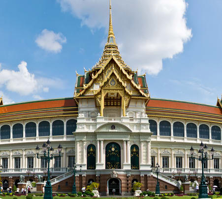 Bangkok City and Landmarks Tour
