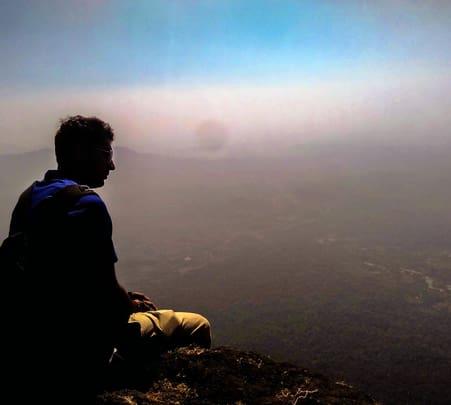 Trek to Kodachadri Peak