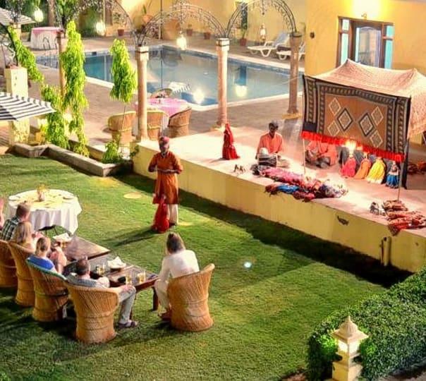 Stay at Koolwal Kothi in Rajasthan