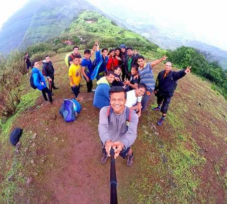 One Day Monsoon Trek to Kalsubai Peak from Pune