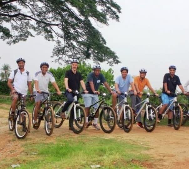 Chapparakallu Nandi Cycle Ride