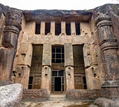 Kanheri Caves Tour