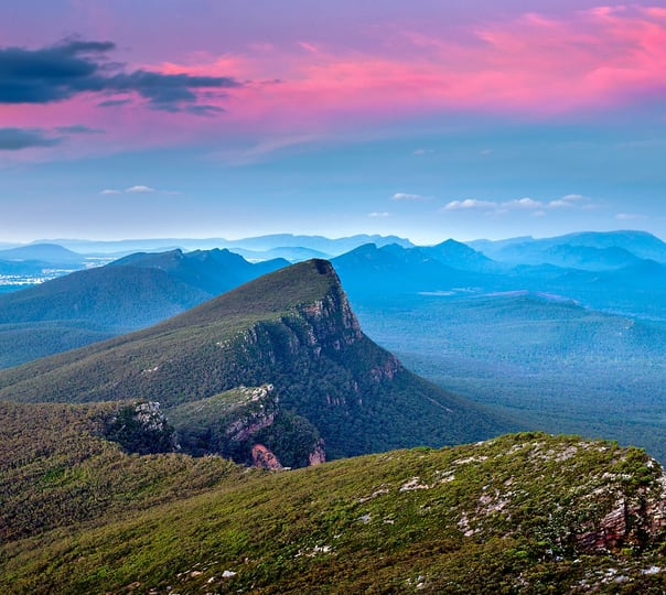 Tour to Grampians National Park near Melbourne