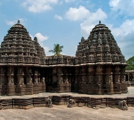 Day Trip to Somanathapura and Talakadu from Bangalore