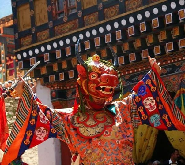 6 Days/ 5 Nights Bhutan Tour Package