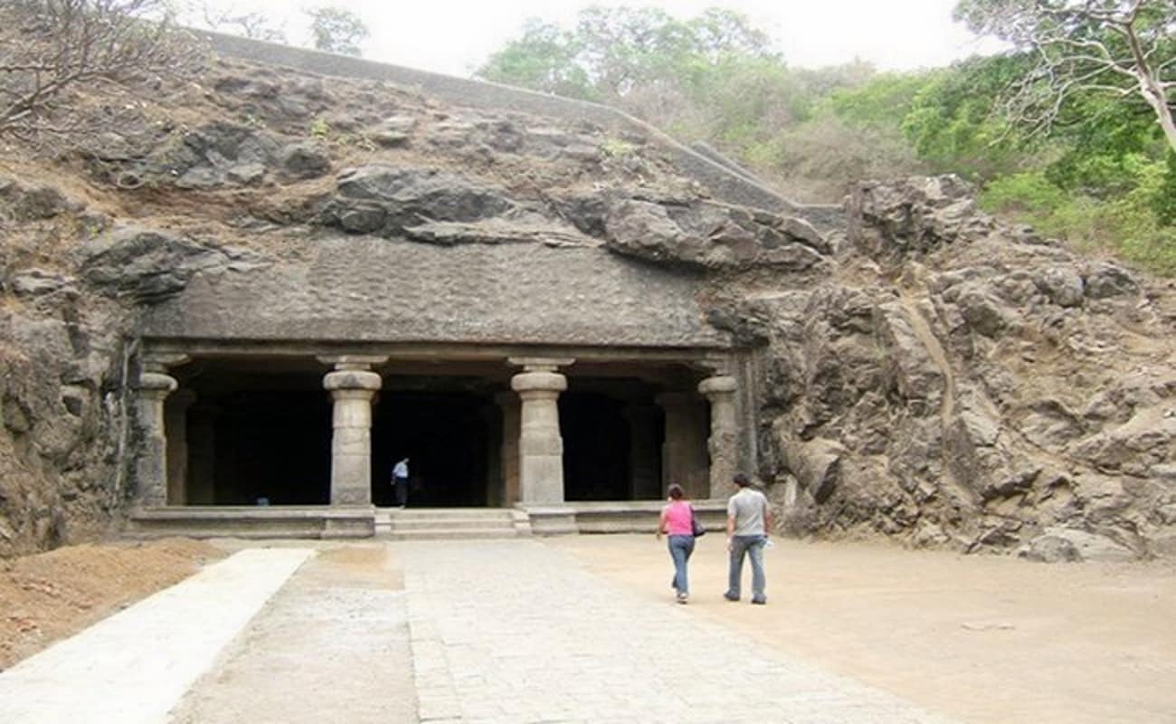 Photo Of Elephanta Caves By Ricardo Martins