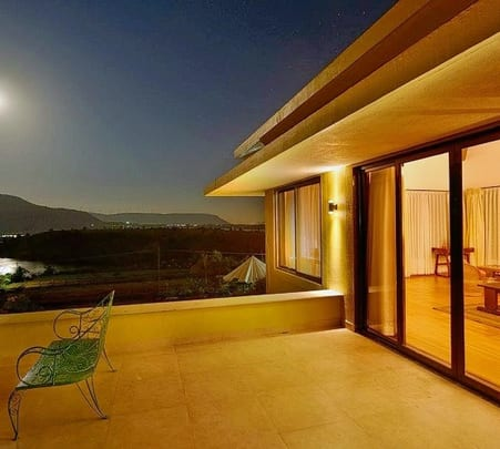 Villa Stay Experience at Le Farm, Pune