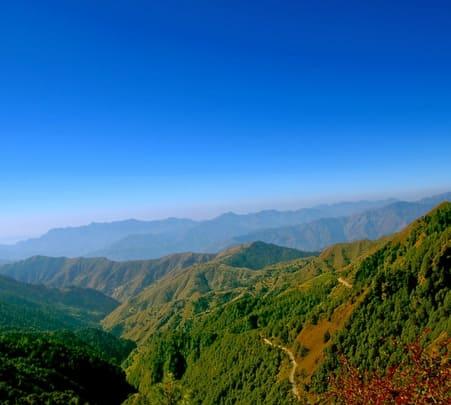 Trekking Expedition to Chakrata in Uttarakhand