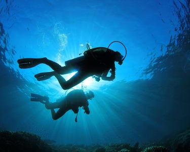 Thrilling Scuba Diving in Pondicherry