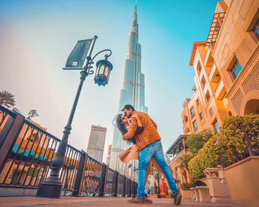 Romantic Honeymoon in Dubai with Abu Dhabi Tour- Flat 18% off