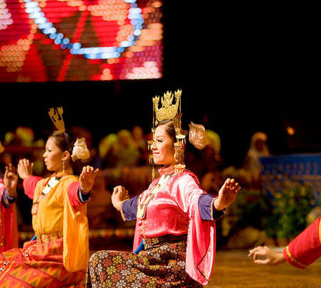 Borneo Night Cultural Show with Dinner in Kota Kinabalu Flat 20% off