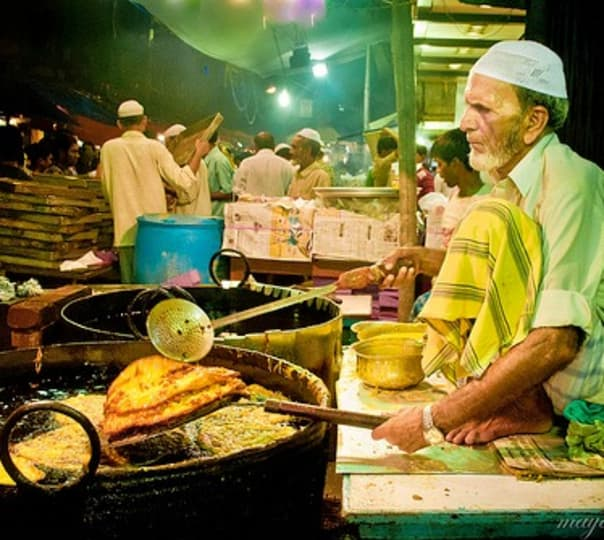 Food Tour at Matunga Market in Mumbai