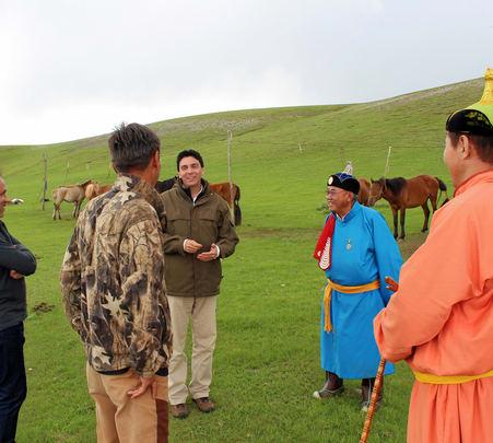 Classic Tour of Karakorum in Mongolia