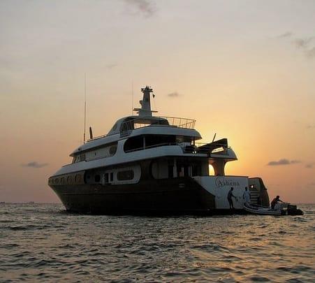 Andaman Yacht Trip