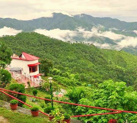 Stay at Blue Pine Resorts in Lansdowne