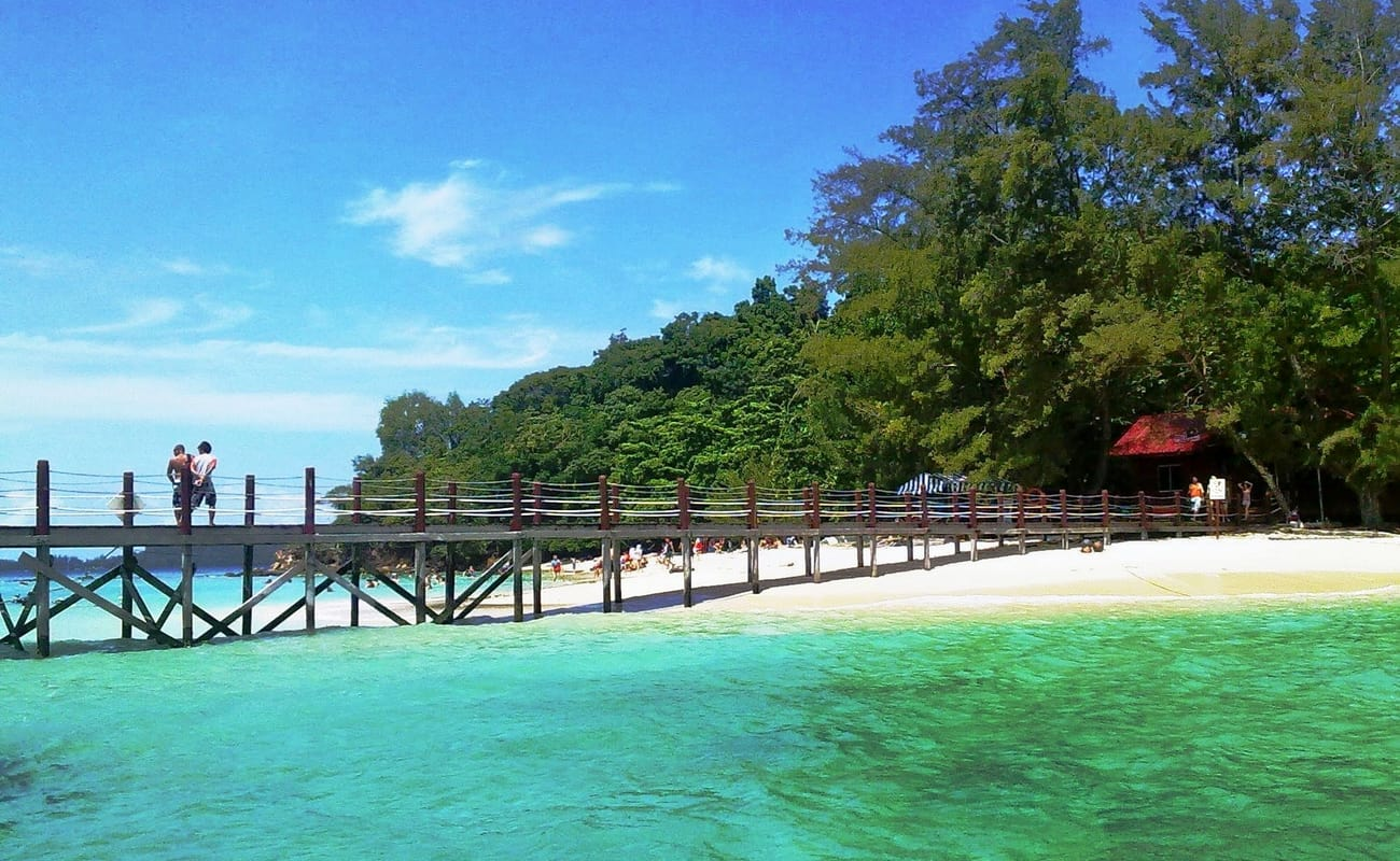 Full Day Snorkeling Adventure From Kota Kinabalu With Bbq