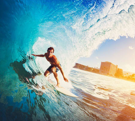 Surfing in Mangalore- Flat 28% off