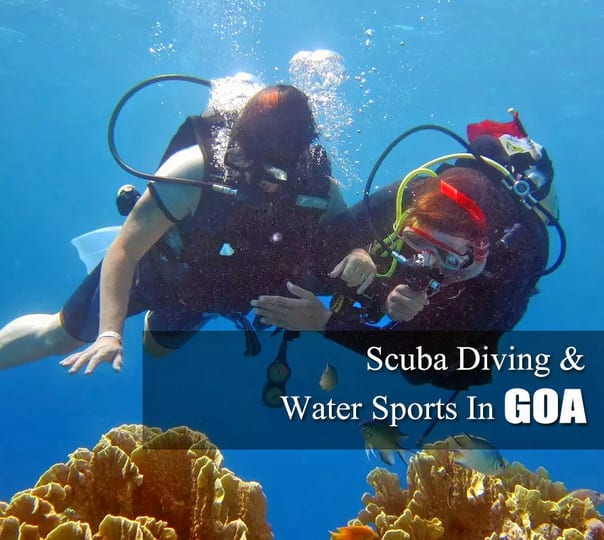 Scuba Diving and Water Sports Combo in Goa