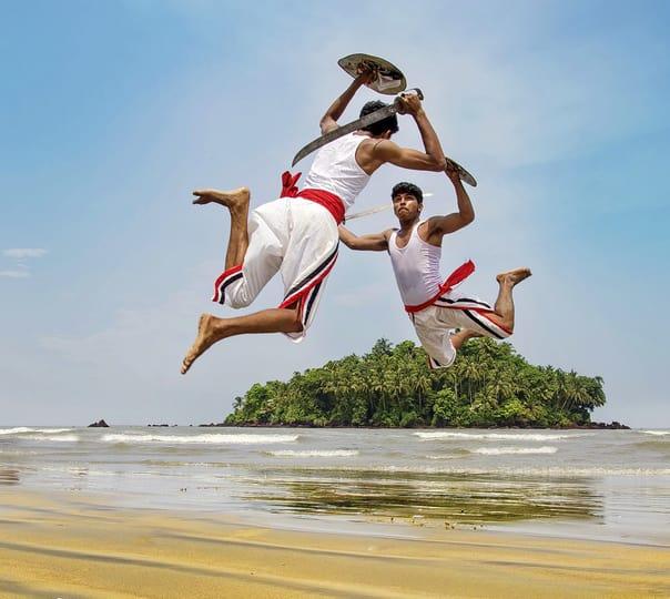 Kalaripayattu Experience In Munnar