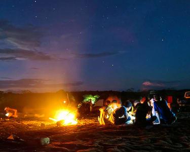New Year Celebration with Camping at Bhandardara Lake, Mumbai