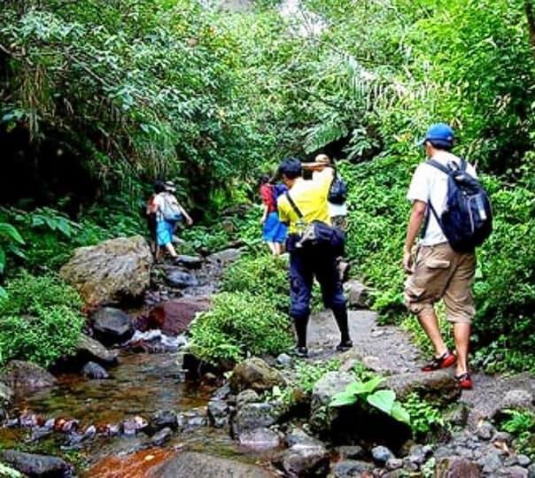 Adventure Camping at Badlapur near Barvi Dam