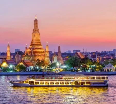 Bangkok Tour from Mumbai