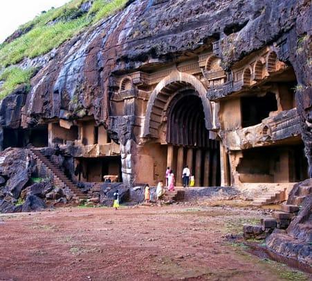 Karla & Bhaja Caves Tour, Mumbai