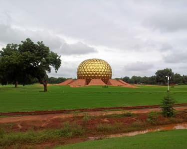 Day Out at Auroville in Pondicherry Flat 11% Off