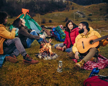 Camping with New Year & Christmas Celebration in Shimla
