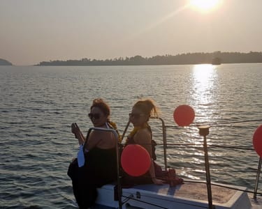 Sunset Cruise Experience in Goa
